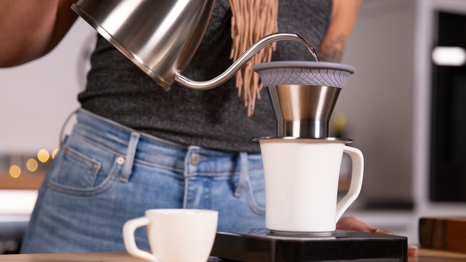 Release the full potential of your coffee in only 2 minutes!