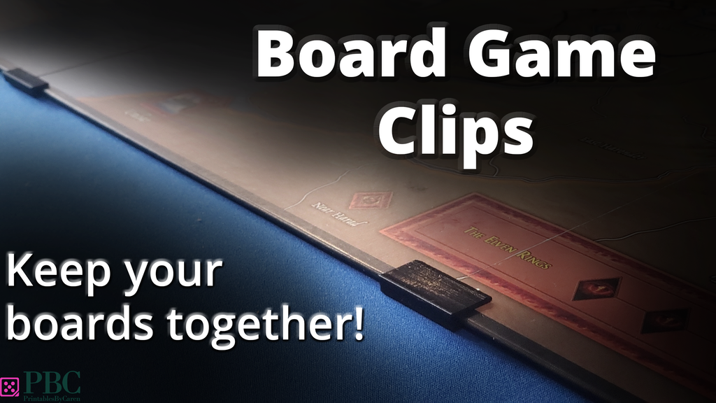 Board Game Clips project video thumbnail
