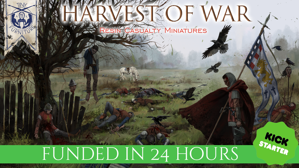 Project image for Harvest of War