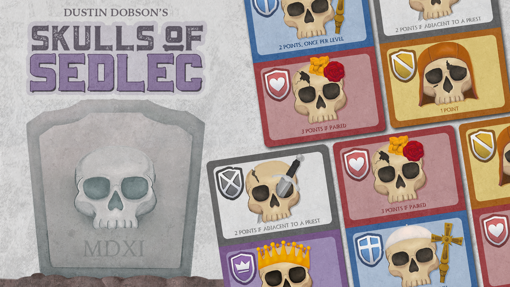 Skulls of Sedlec project video thumbnail