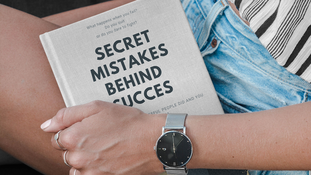 Project image for Secret Mistakes Behind Succes