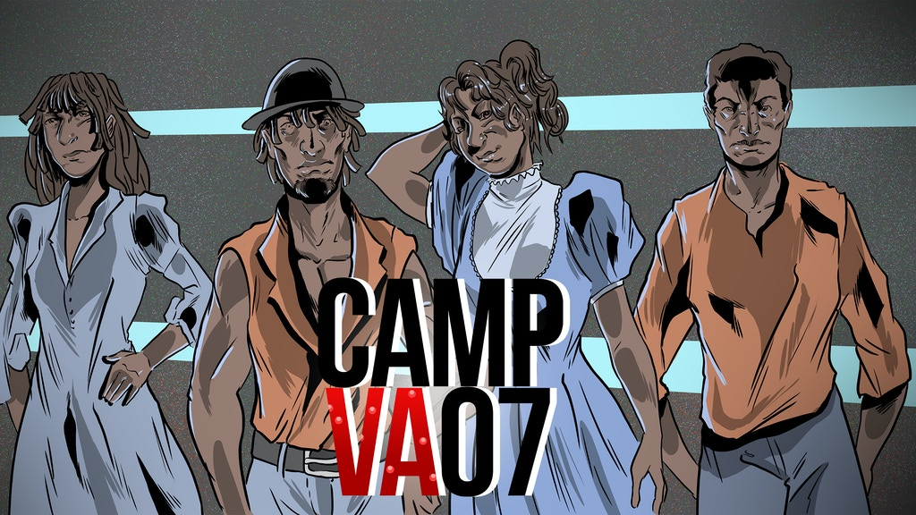 CAMP VA07 #1: A dystopian thriller project video thumbnail