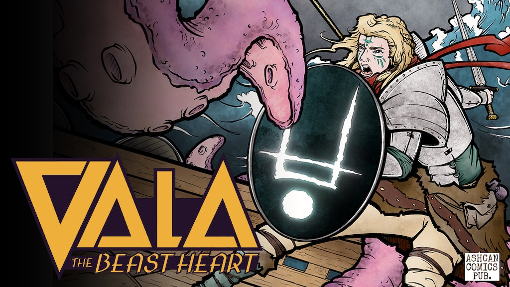 Vala the Beast Heart - Chapter One project video thumbnail
