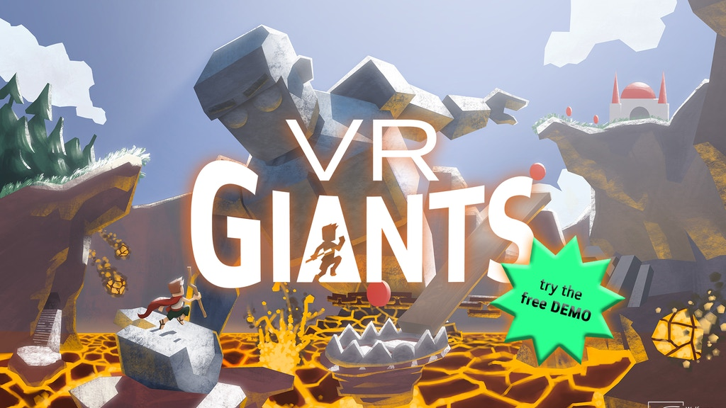 VR Giants project video thumbnail