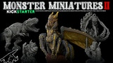 Monster Miniatures II: Support-Free Tabletop Miniatures thumbnail
