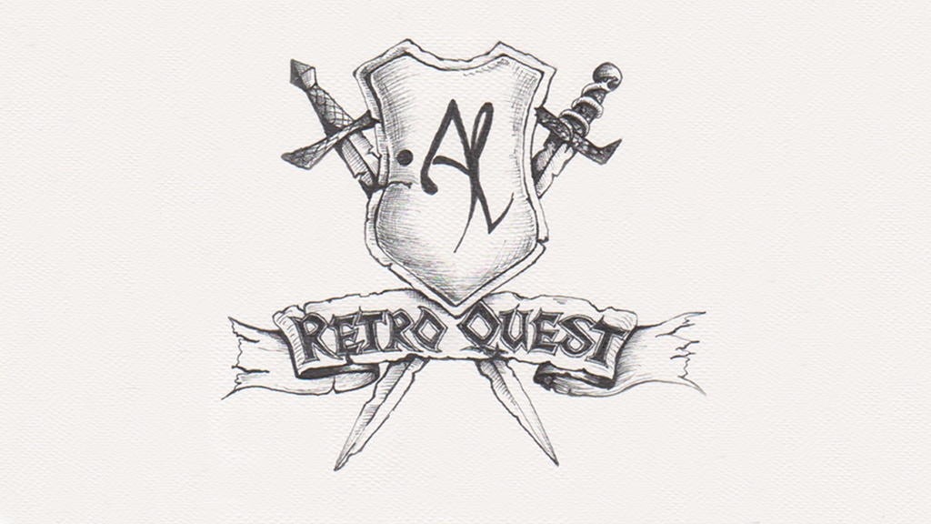 RetroQuest project video thumbnail