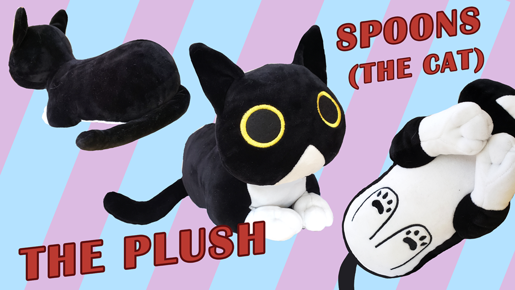 Spoons (The Cat) The Plush project video thumbnail