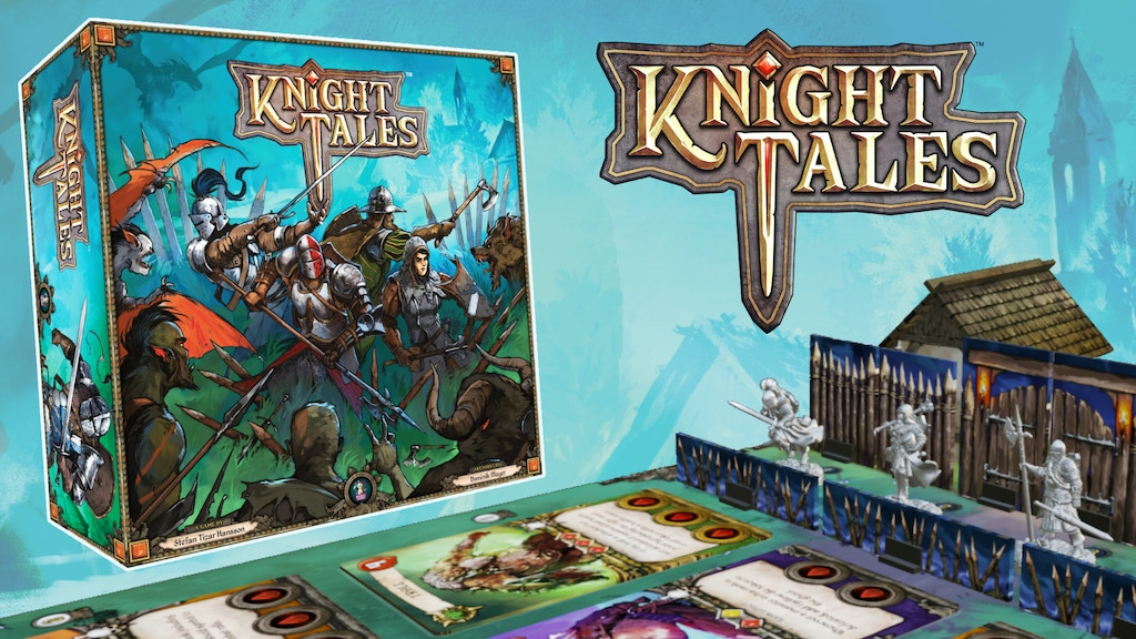 Knight Tales project video thumbnail