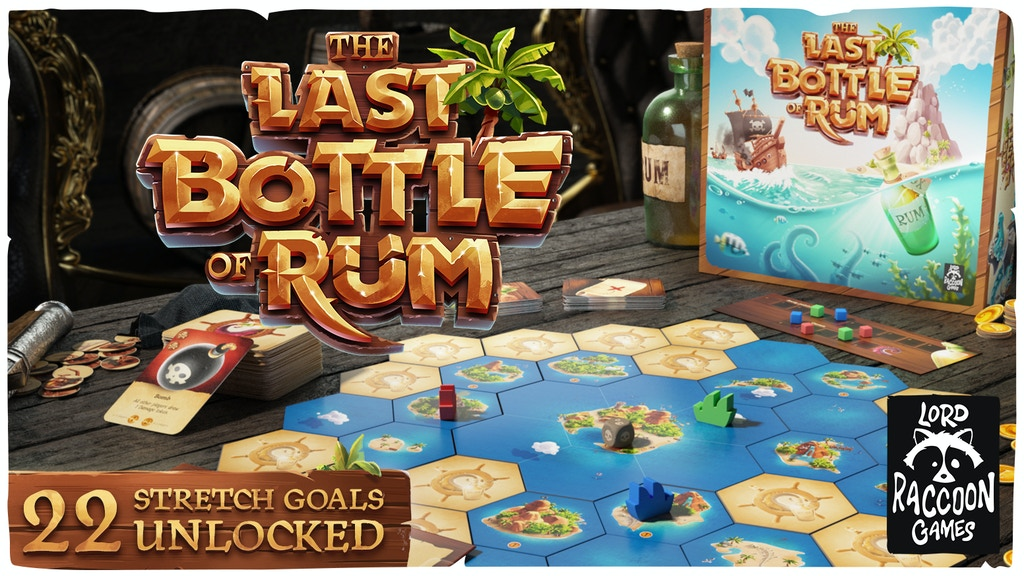 The Last Bottle Of Rum ☠️ project video thumbnail