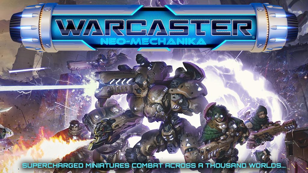 WARCASTER: Neo-Mechanika project video thumbnail