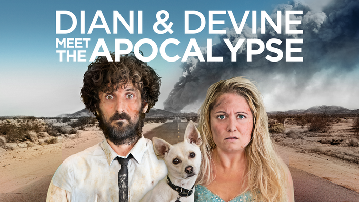 TWO COMEDIANS. ONE APOCALYPSE.They're so not prepared.