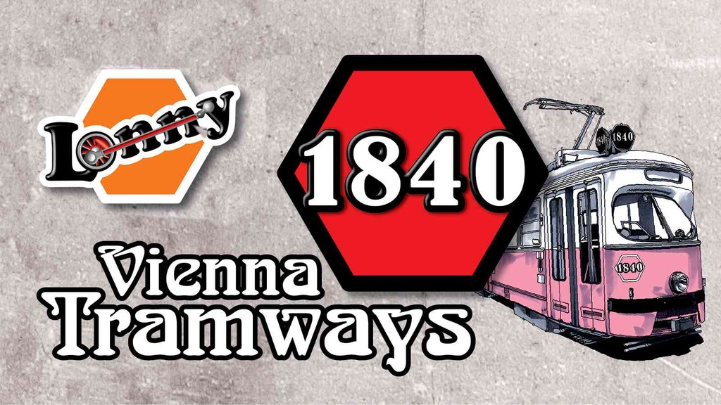 1840 Vienna Tramways project video thumbnail
