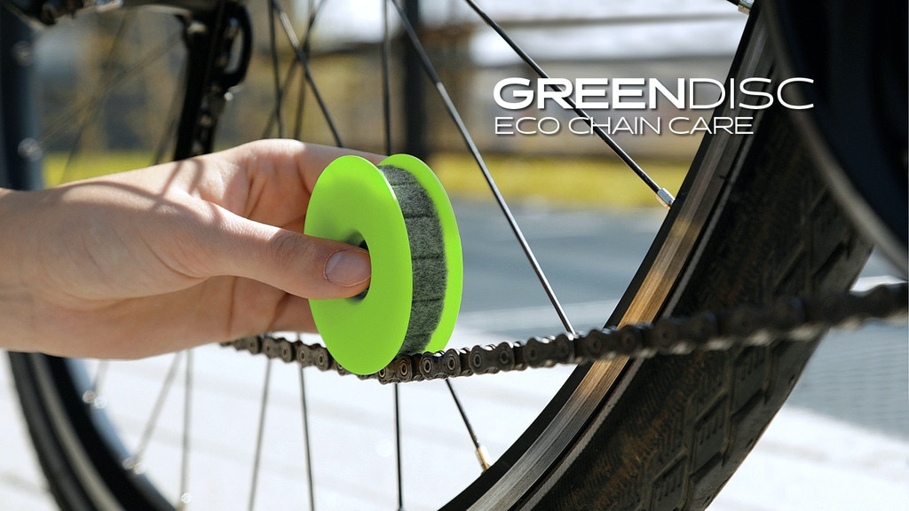 The most efficient and new oil-saving way to lubricate your bike-chains