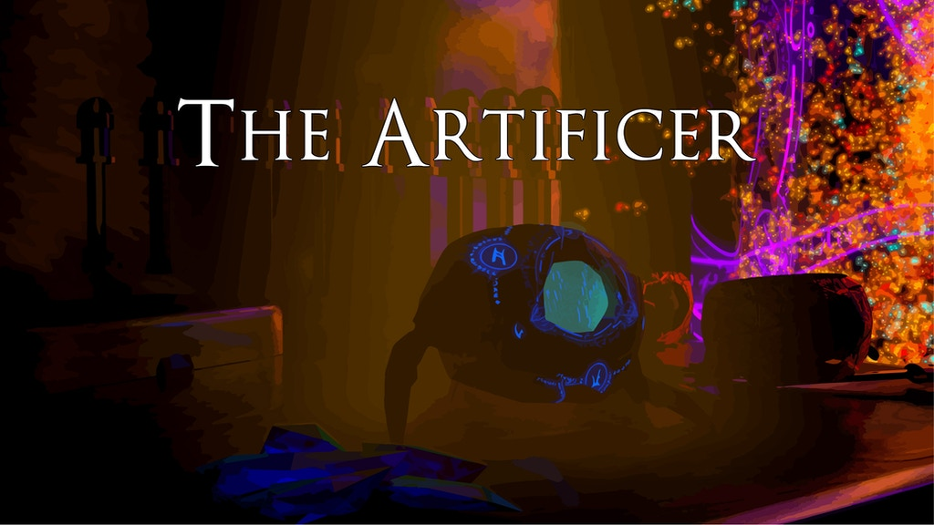 The Artificer: a 5th Edition Character Class project video thumbnail
