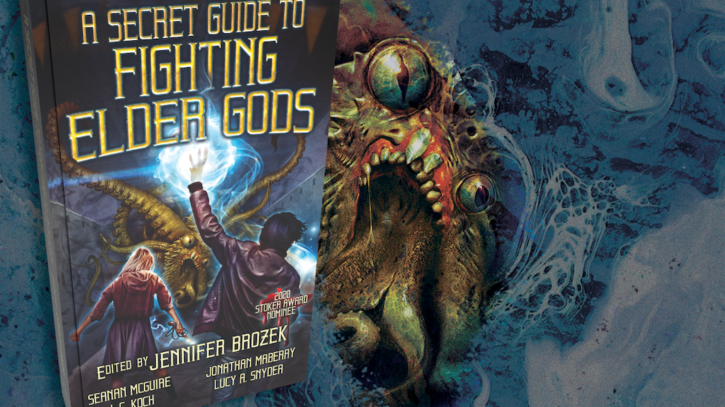 A Secret Guide to Fighting Elder Gods (Limited Edition) project video thumbnail