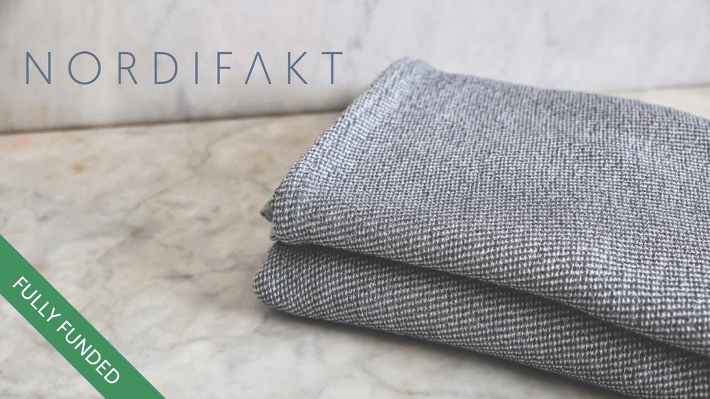 NORDIFAKT | Towels With Eco-Technology project video thumbnail