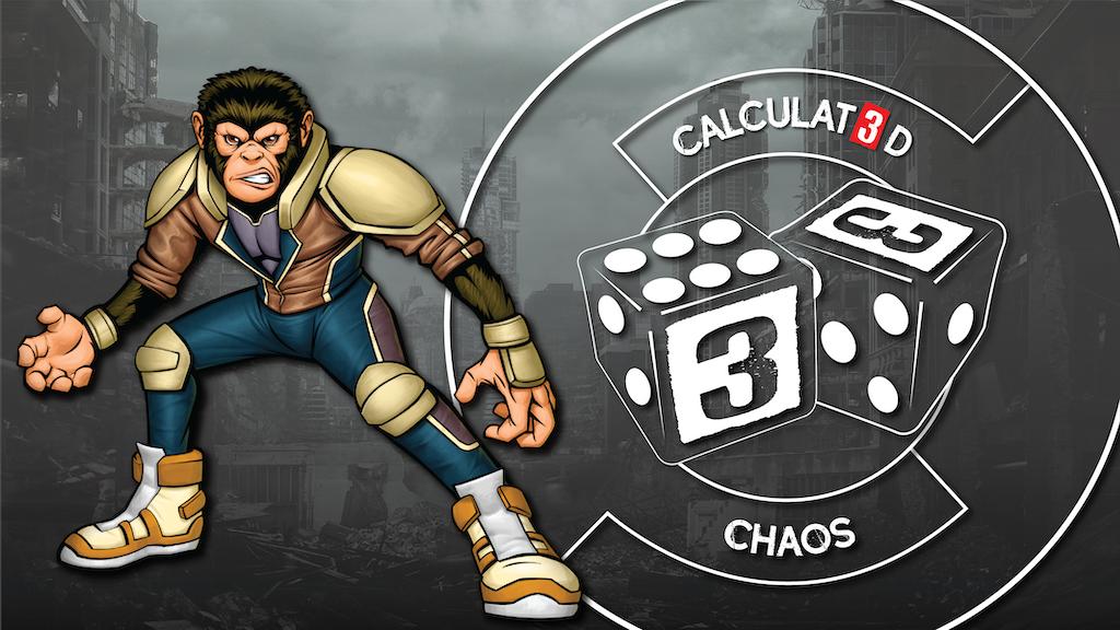 Calculat3d Chaos project video thumbnail