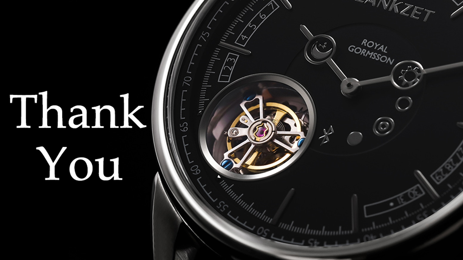 Combining the tourbillon mechanical watch design with smartwatch features, we made exquisite luxury watches at an irresistible price.