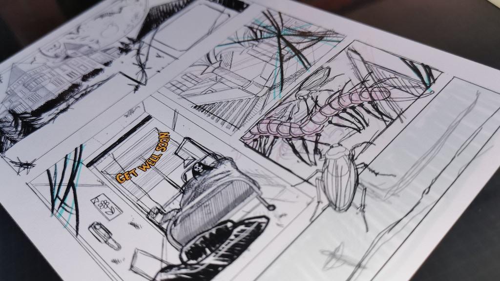 Iron Lung+ Kickstarter Campaign