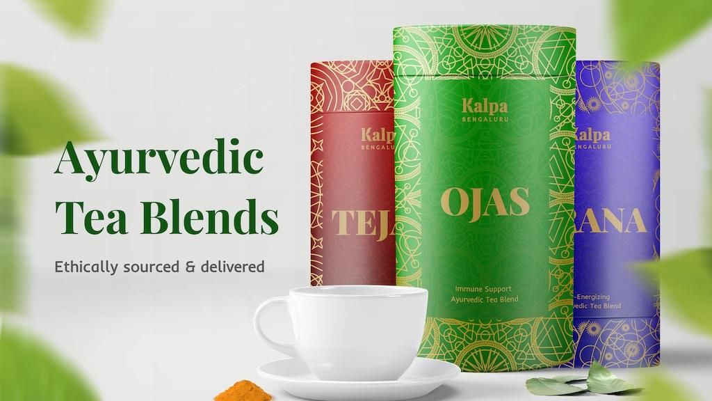 Kalpa: Ayurvedic Tea