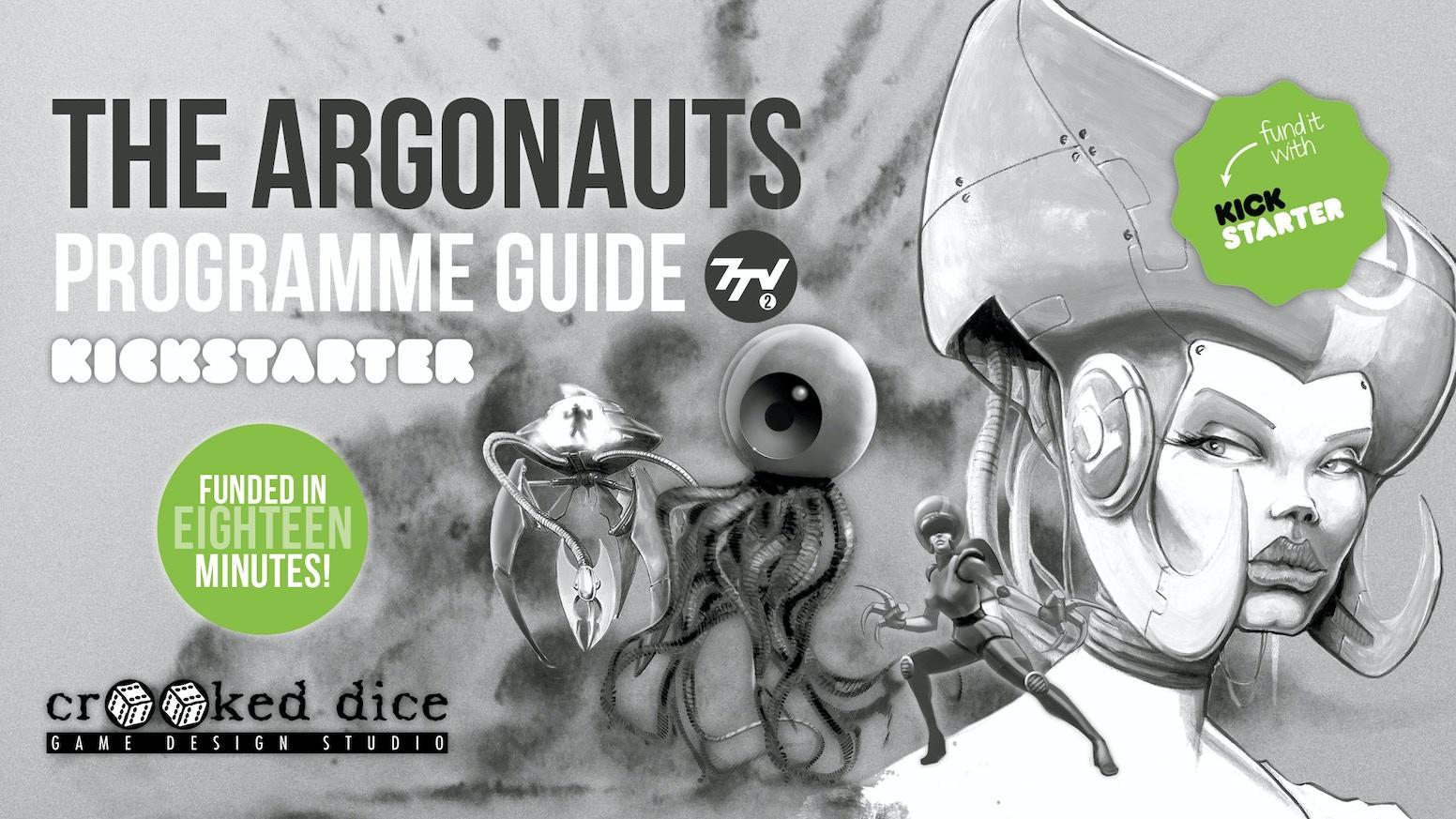 Argonauts 7tv Programme Guide Miniatures By Crooked Dice Game Design Studio It S The Final 24 Hours Kickstarter