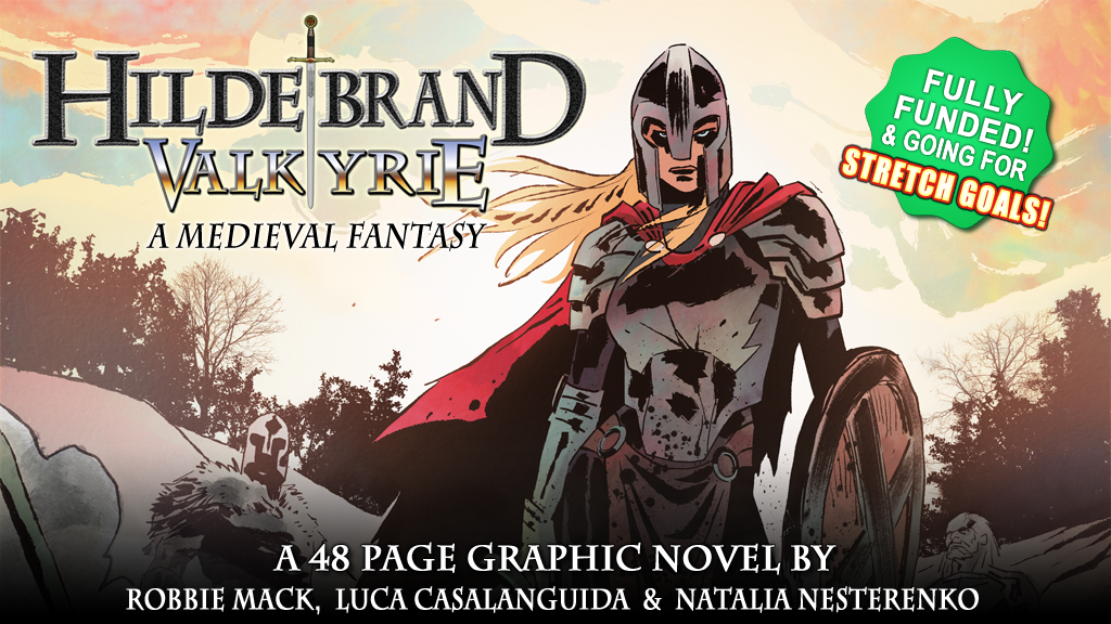 Hildebrand Valkyrie - A Medieval Odyssey project video thumbnail