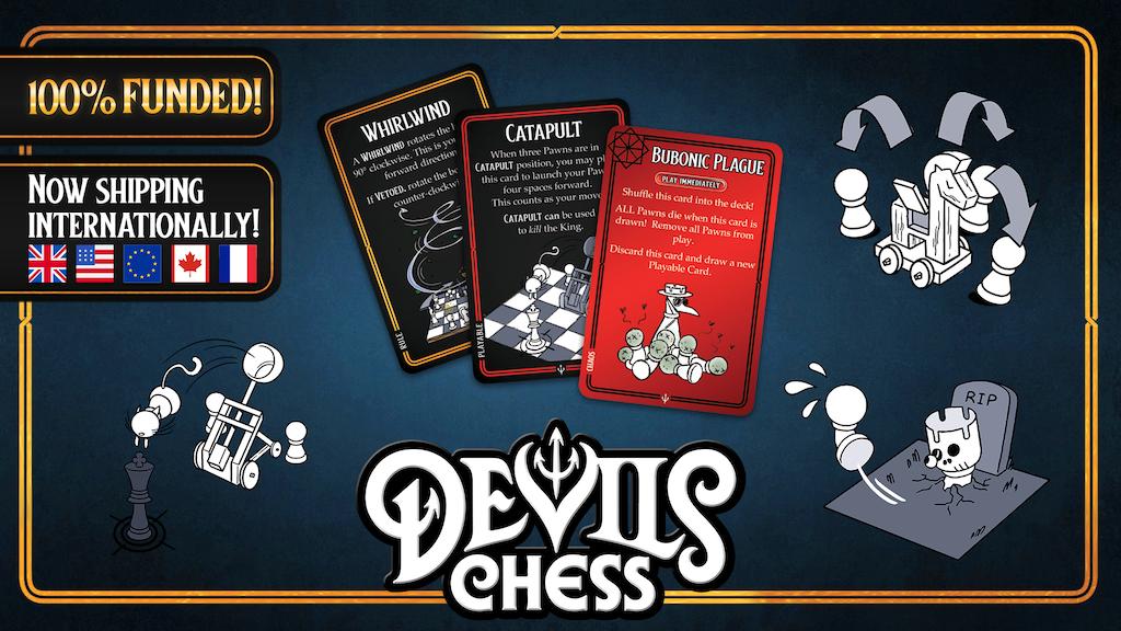 Devil's Chess project video thumbnail