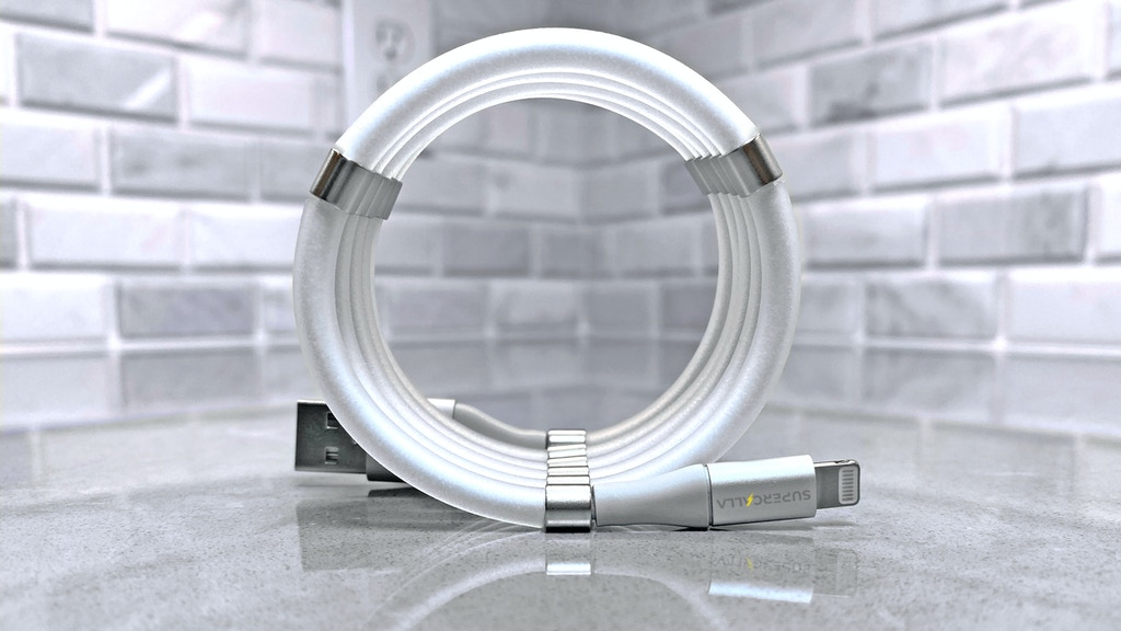 ⚡SuperCalla | Charging / Data Cables Redesigned project video thumbnail