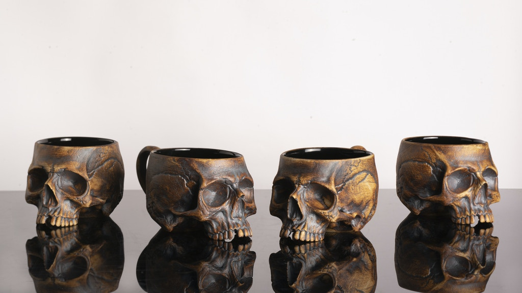 MEMENTO MORI CUPS - A reminder to live life to it's fullest project video thumbnail