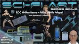 Sci-Fi Art: Series Bravo thumbnail