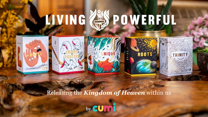 Thank you! These Stunning Illustrated Bible Verse Card resources have been launched.www.LivingAndPowerful.com