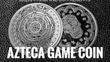 Silver Azteca Game Coin thumbnail
