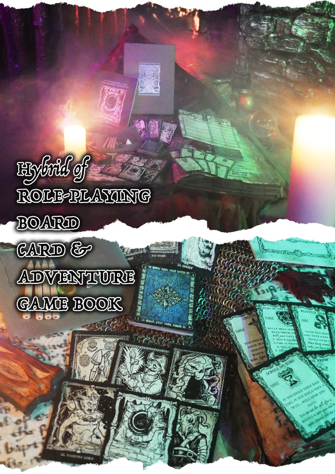 The StoryMaster's Tales Dracodeep Dungeon