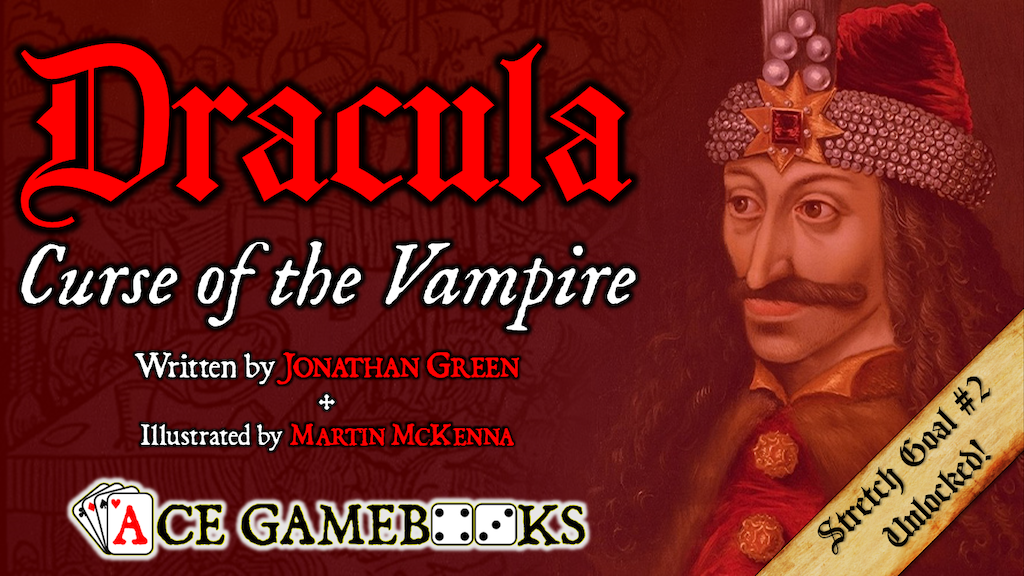 DRACULA - Curse of the Vampire project video thumbnail