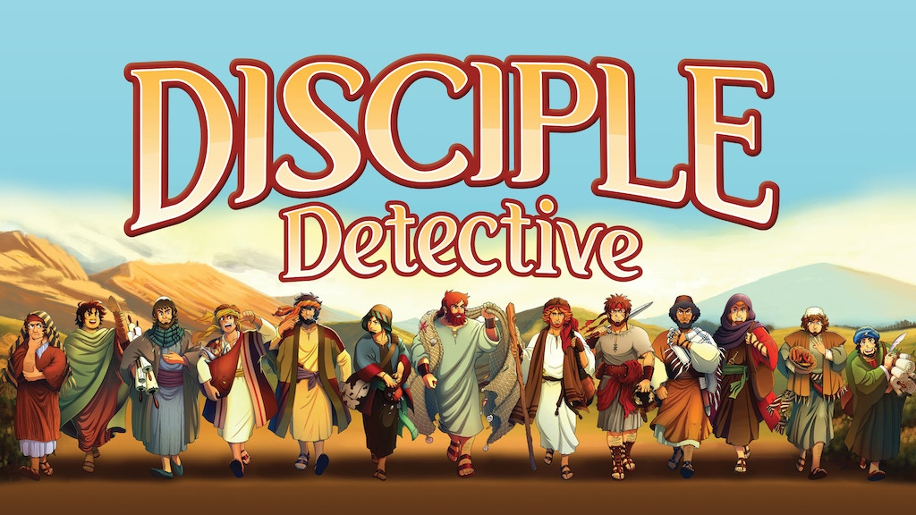 Disciple Detective project video thumbnail