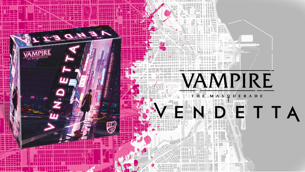 Vampire: The Masquerade - Vendetta project video thumbnail