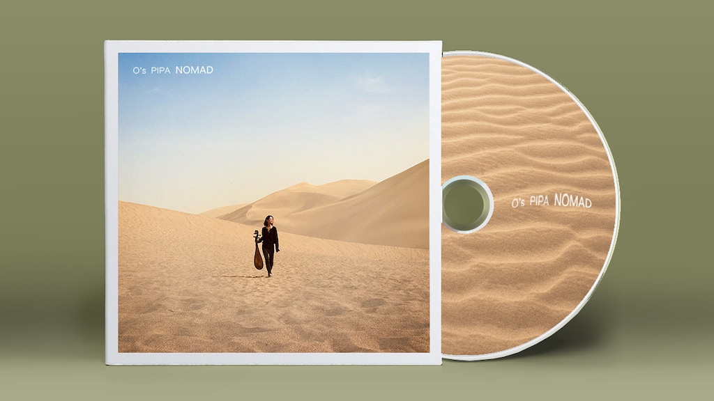 """Project image for New Album - """"Nomad"""" by O's Pipa"""