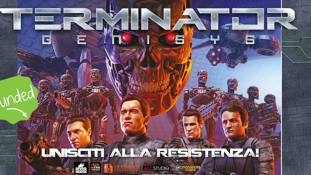 Terminator - Genisys Edizione Italiana project video thumbnail
