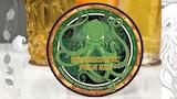 Cthulhu Art Drink Coasters: Hospkatonic Pale Ale thumbnail