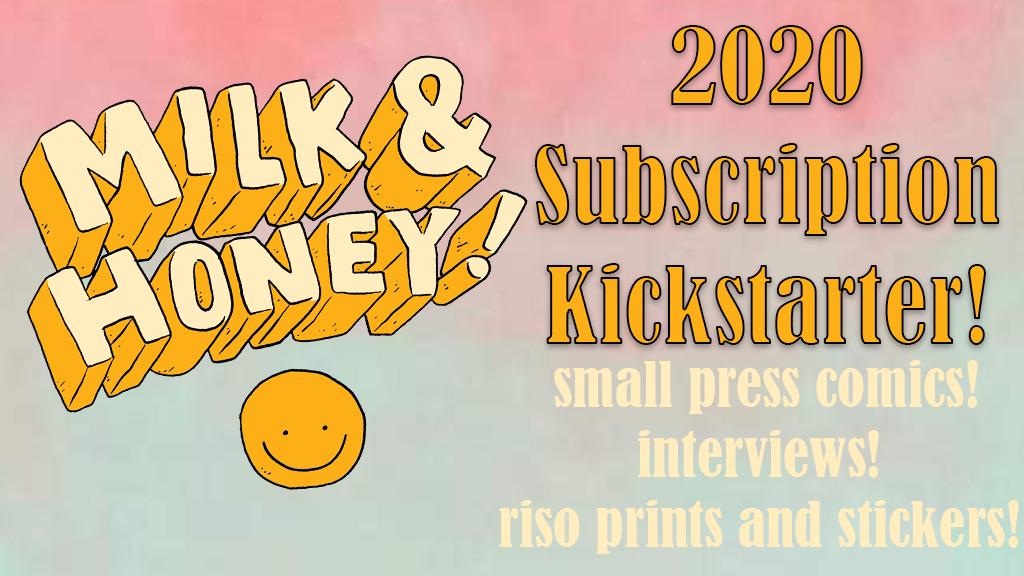 Project image for Milk & Honey Anthology 2020 Subscription