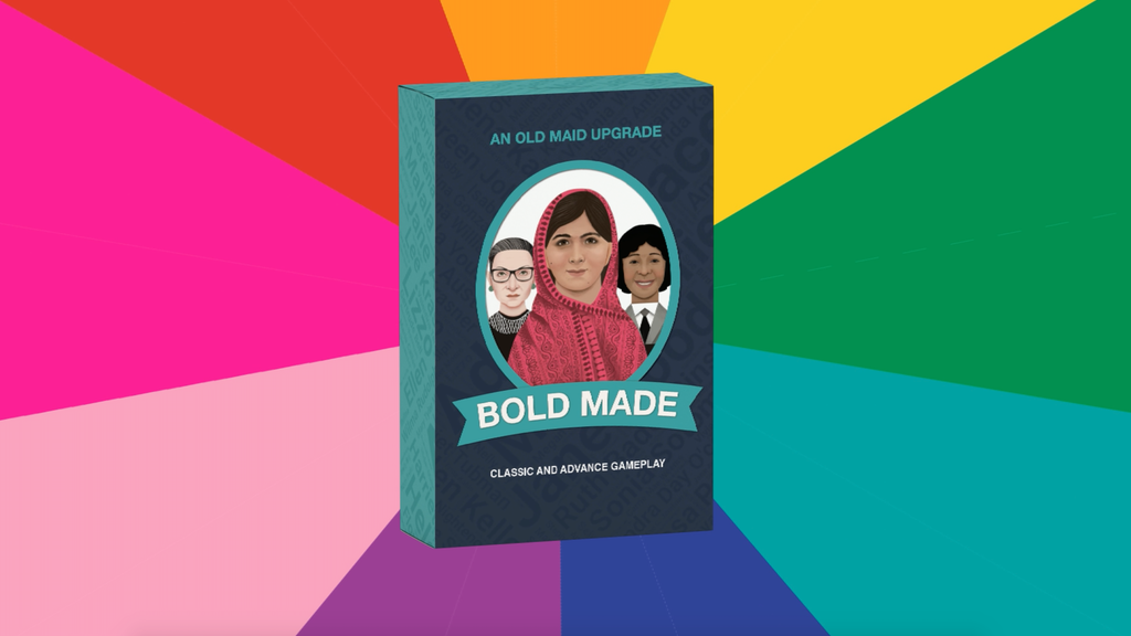 Bold Made™ - An Old Maid Upgrade project video thumbnail