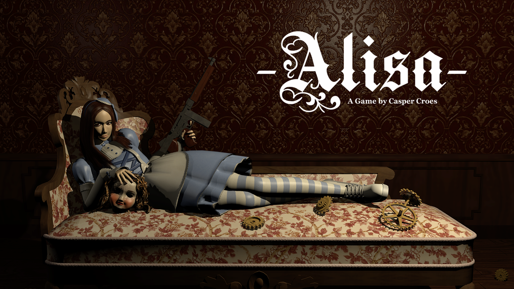 Alisa game project video thumbnail