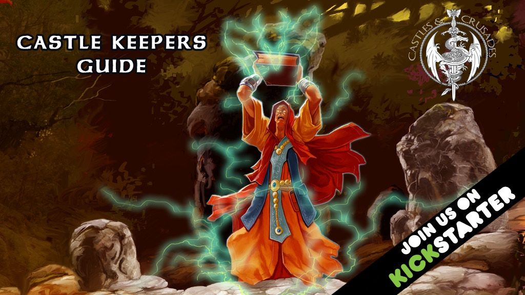 Project image for Castles & Crusades Castle Keepers Guide