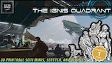 The Ignis Quadrant - 3D Printable Tabletop Models thumbnail