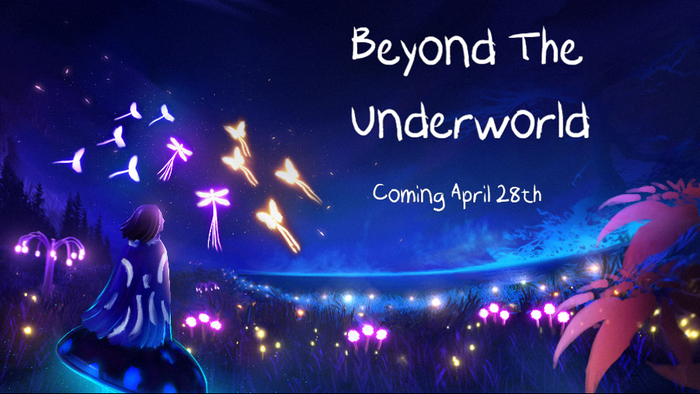 A surreal journey through a strange yet beautiful underworld