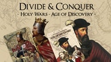 Divide & Conquer: Holy Wars & Age of Discovery Card Games thumbnail