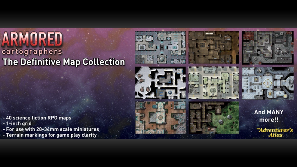 Project image for Armored Cartographers: The Definitive Collection (Canceled)