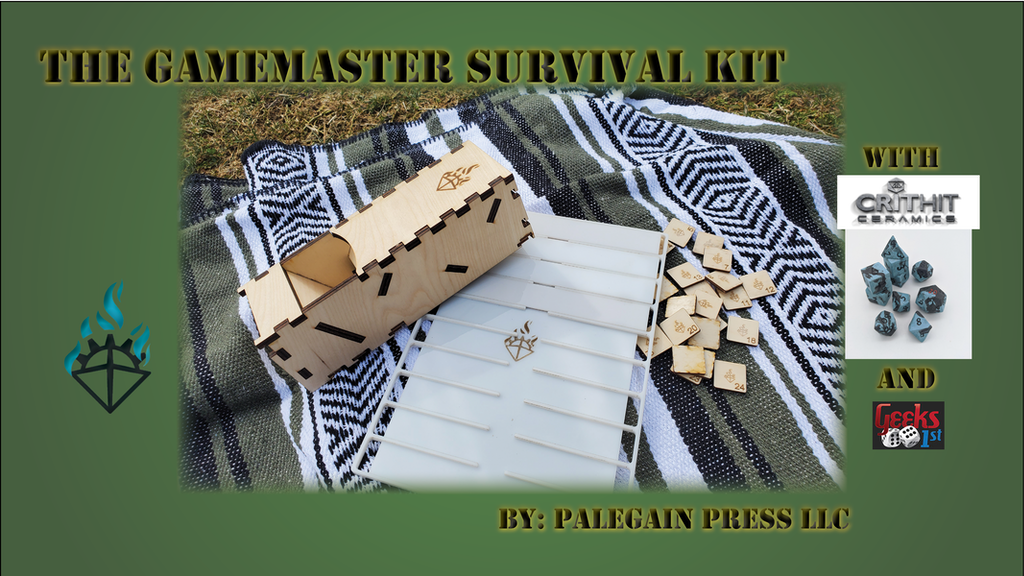 Project image for The Gamemaster's Survival Kit (Canceled)