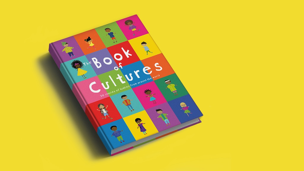 The Book of Cultures: 30 stories to discover the world project video thumbnail