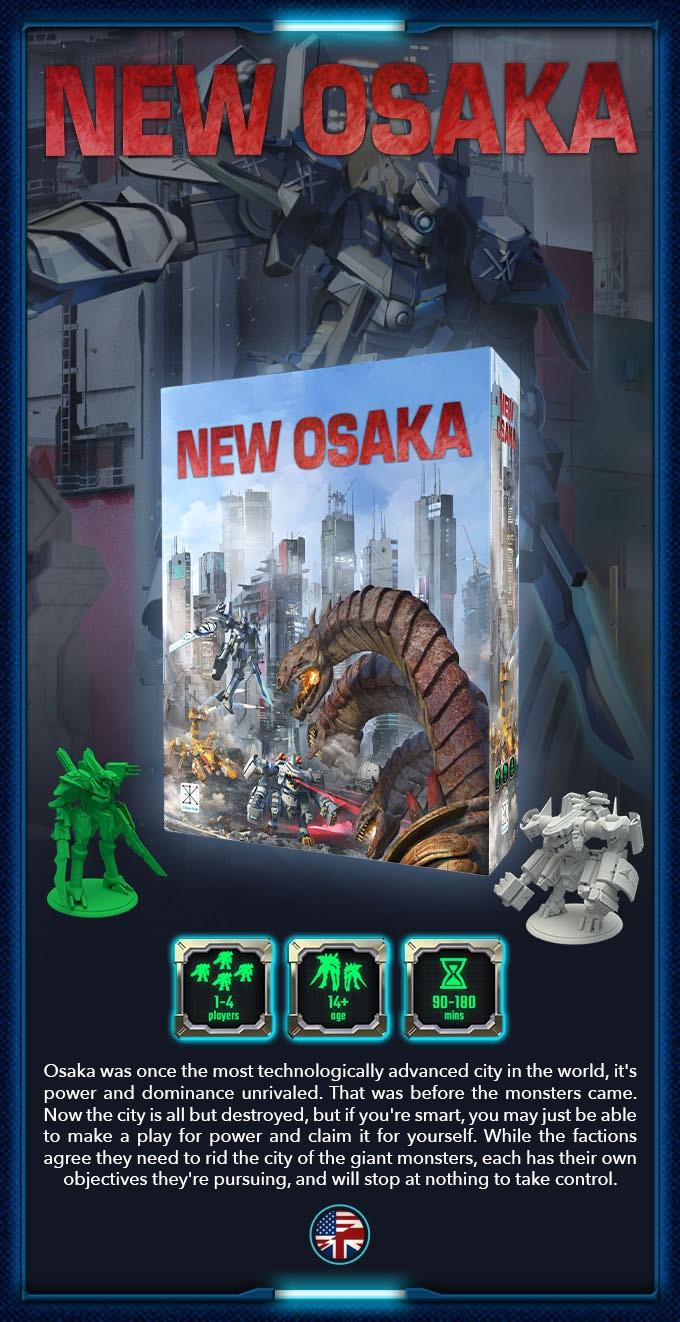 New Osaka: Battle to Rebuild Prosperity
